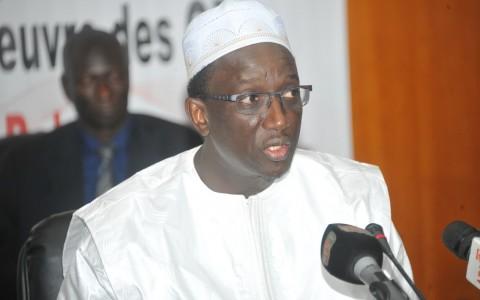 Ministre Amadou BA