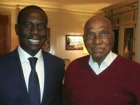 Abdoulaye Wade et Gackou