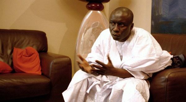 Idrissa Seck lvs-la vie senegalaise