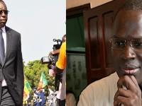 Macky Sall contre Khalifa Sall