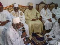 Macky Sall et la Famille Omarienne-la vie senegalaise