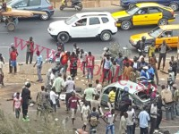 grave accident autoroute malick Sy