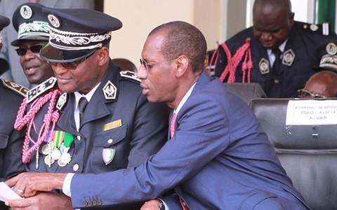 Abdoulaye Daouda Diallo et Oumar Mall
