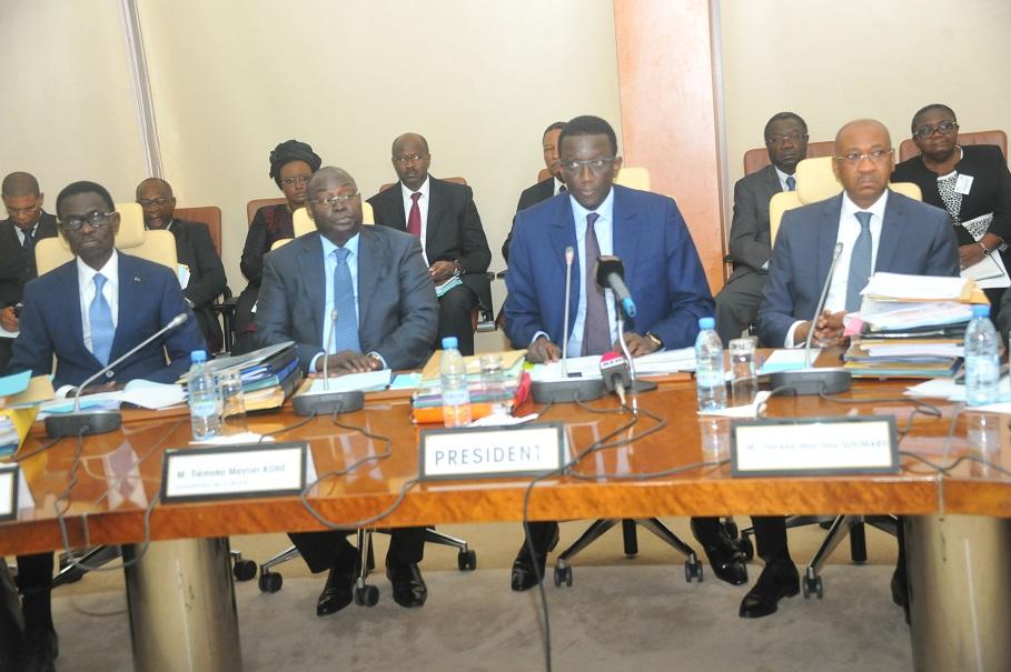 Amadou Ba UEMOA