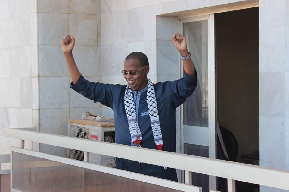 Walf TV foule mobilisation Sidy Lamine 4