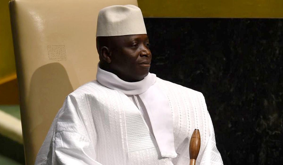 Jammeh-Gambie