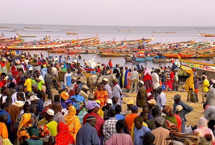 Peche au Senegal