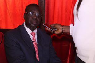 Boubacar Seye Président d'Horizon Sans Frontières