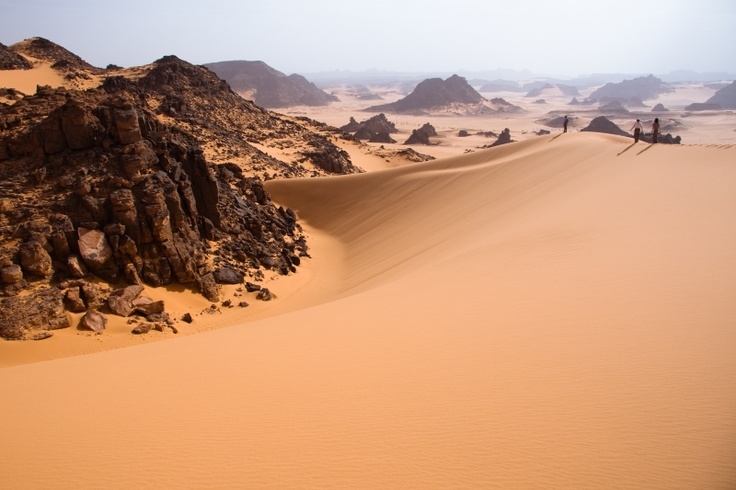 Goudiry perd ses Fils dans le desert libyen
