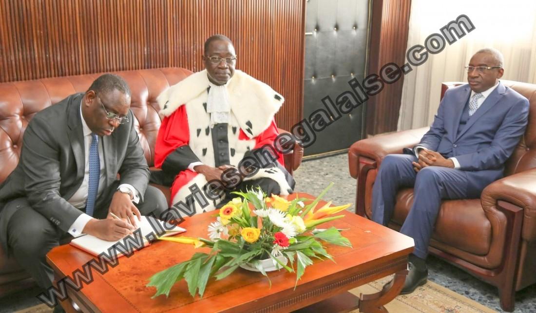 Macky Sall - Chamboulement dans la Magistrature - laviesenegalaise com
