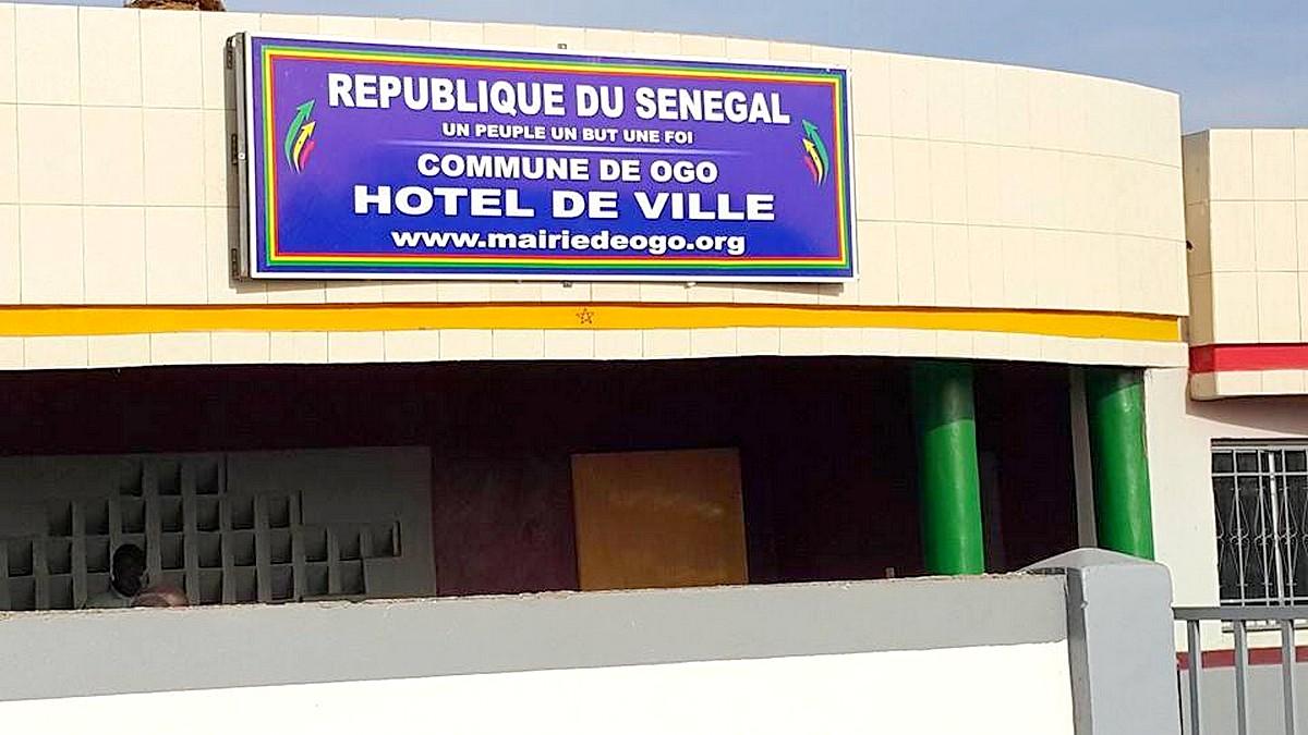 Maire Ogo, Amadou Kane Diallo