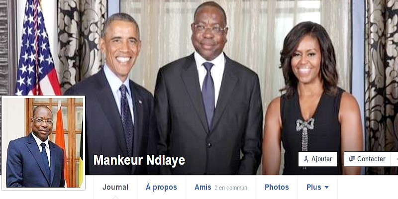 Mankeur Ndiaye -Facebook