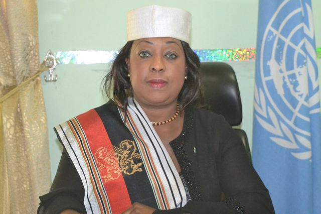 La Sénégalaise Fatma Samoura nommée Secrétaire Générale de la FIFA