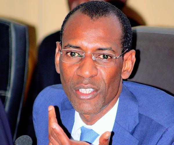 Organisation des lections l opposition r cuse le for Le ministre de l interieur