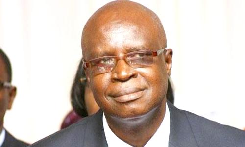 Kalidou DIALLO Ancien Ministre de l'Education Nationale
