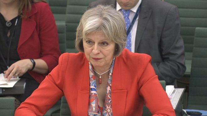 Royaume Uni, Theresa May, Première ministre britannique