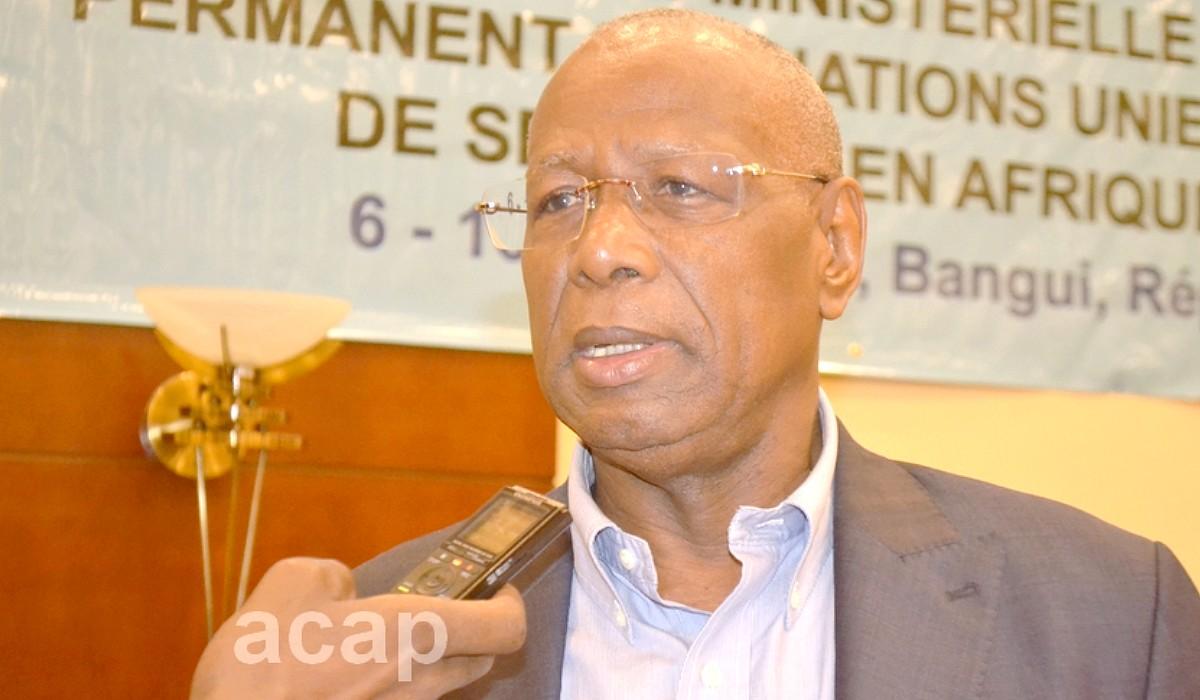 Abdoulaye Bathily-Union Africaine