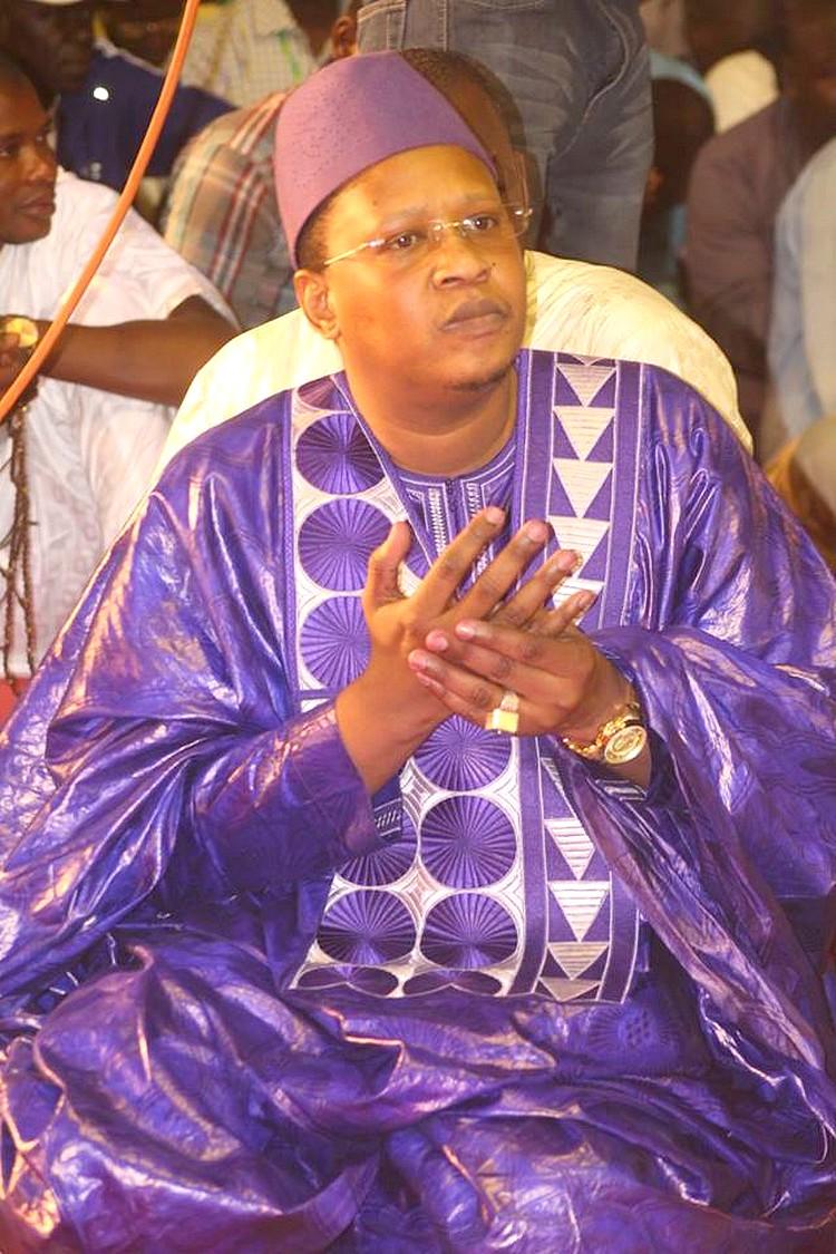 Thierno Cheikh Oumar Bachir Tall