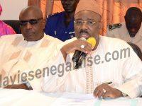 Farba Ngom et Mamadou Mory