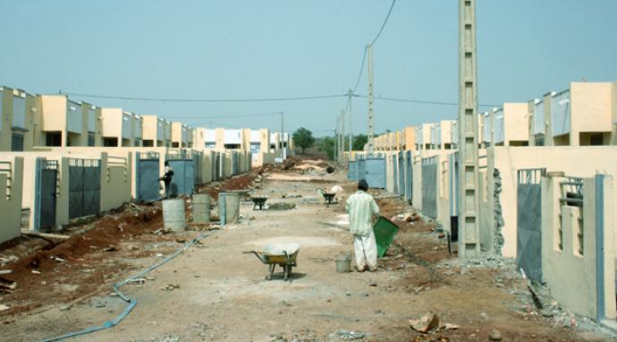 LA SHHLM VEUT PRODUIRE des logements