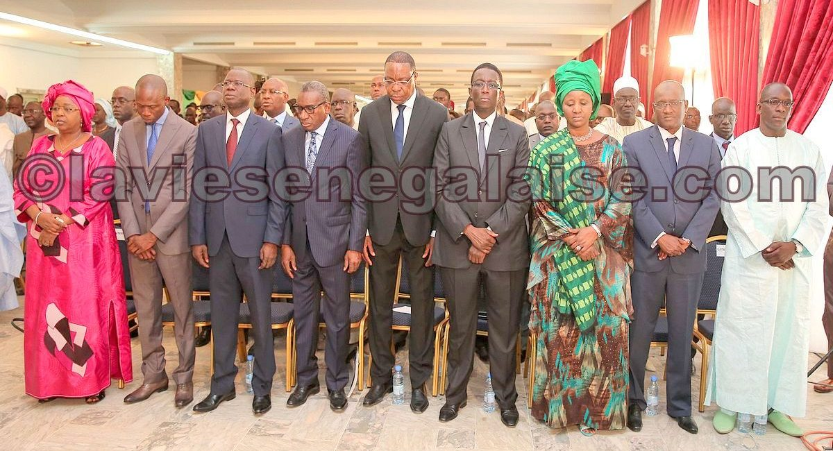 Ministre Membre du Gouvernement de Macky Sall-la vie senegalaise