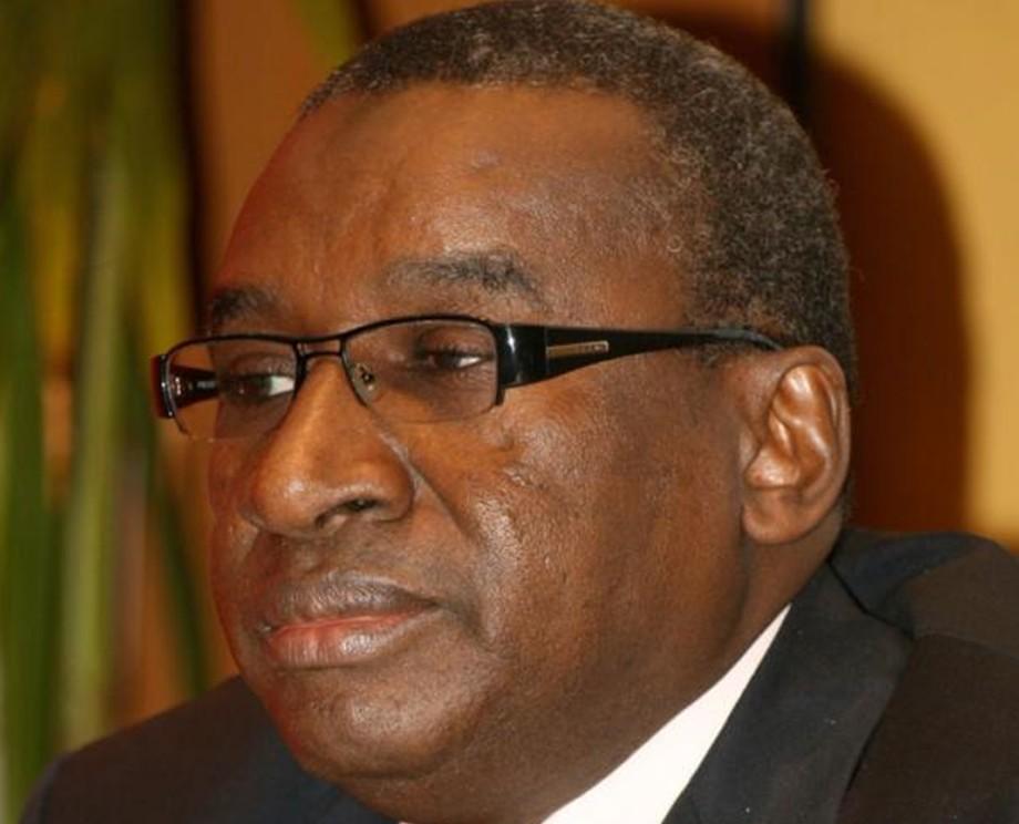 Sidiki Kaba-Ministre de la Justice