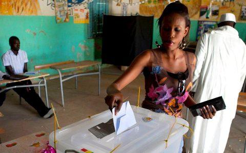 Elections au Senegal