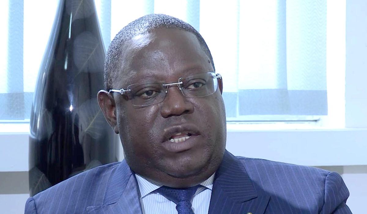 Issoze Ngondet, nouveau Premier ministre du Gabon