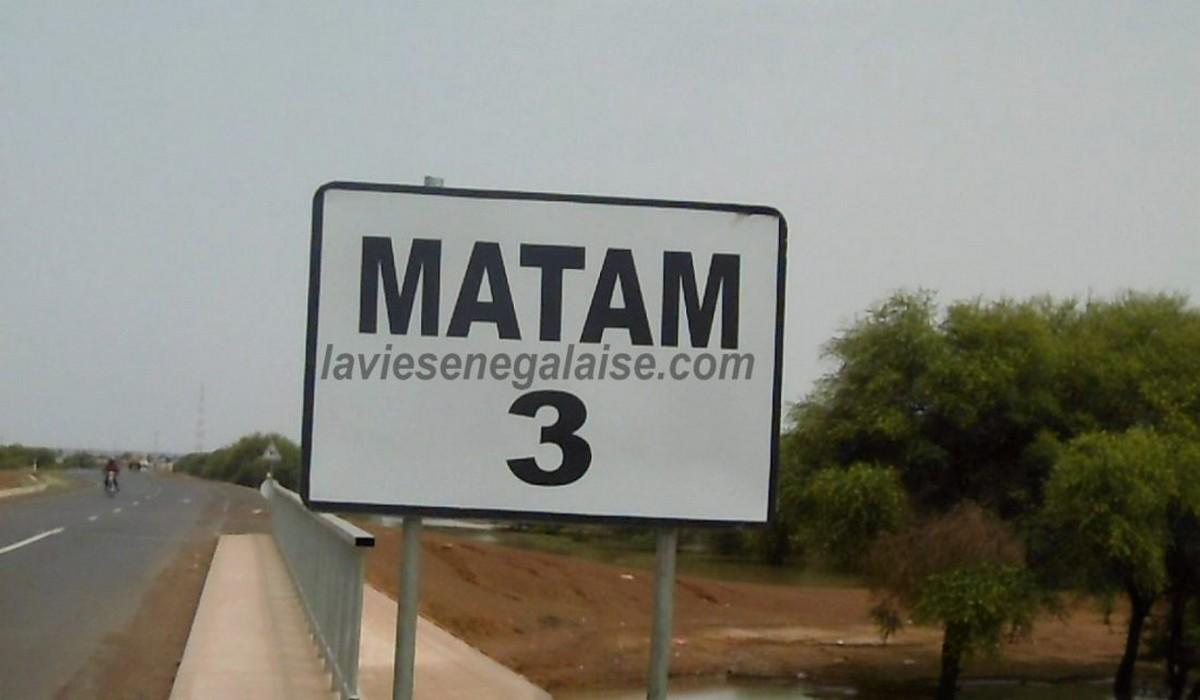 La région de Matam
