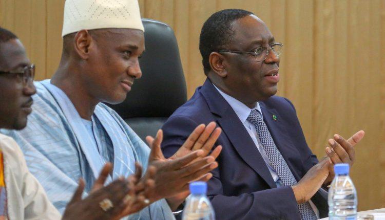 Macky Sall à Ranerou - Amadou Dawa est un allié sûr qui peut toujours compter sur moi