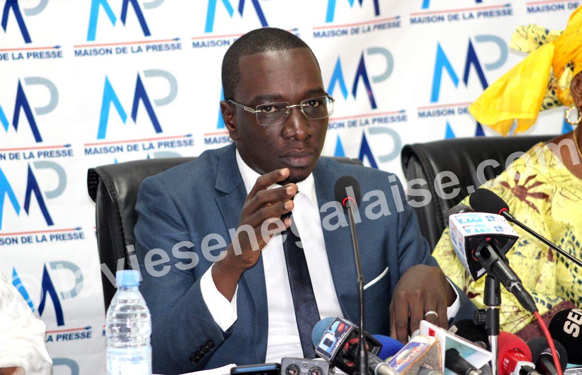 Moussa Bocar Thiam - Maire de OUROSSOGUI