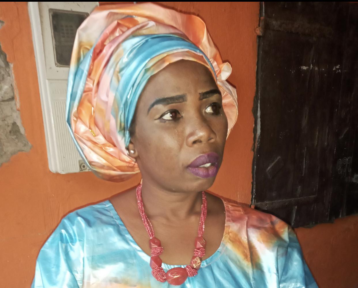 Mame Anna Diop Samb, Politique, Commune Yoff, Abdoulaye Diouf Sarr
