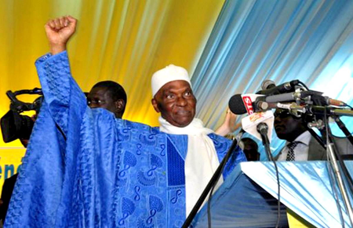 Anniversaire Me Abdoulaye Wade