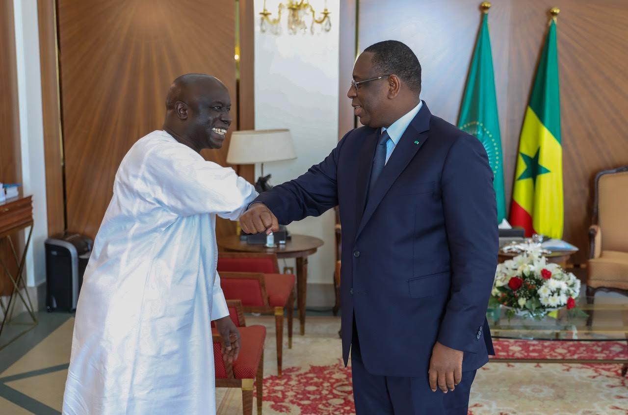 Idrissa Seck, Khalifa Sall, Macky Gackou..