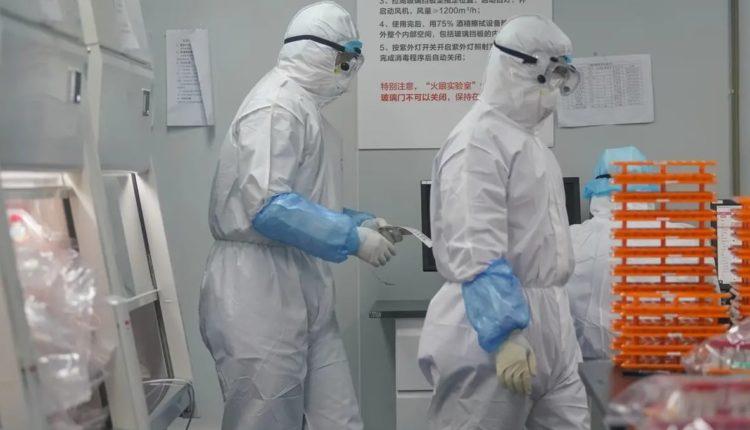 Coronavirus en Chine, Wuhan