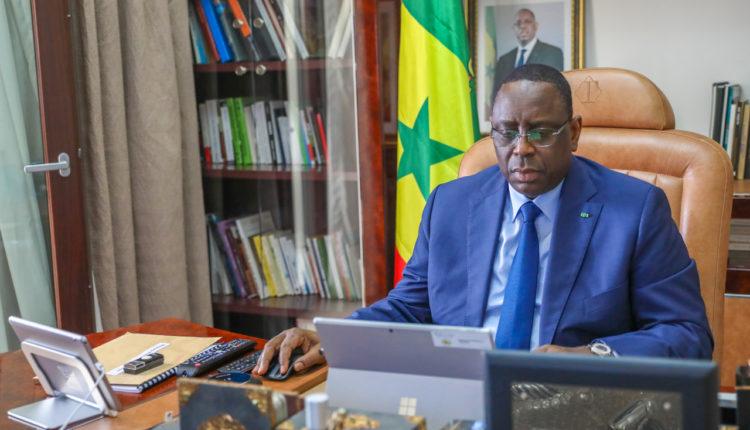 Editorial de Macky Sall
