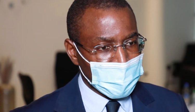 Amadou Hott - Ministre de l'Economie