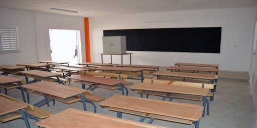 Classe - Ecole au Sénégal