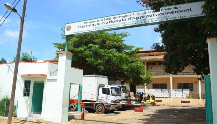 La Pharmacie nationale d'approvisionnement