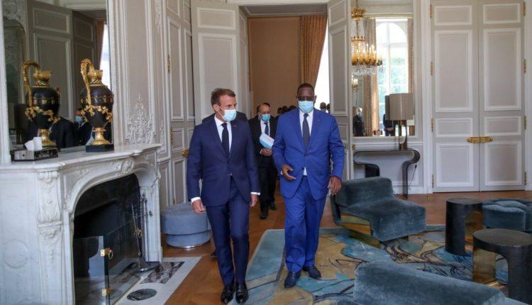 Macky et Macron
