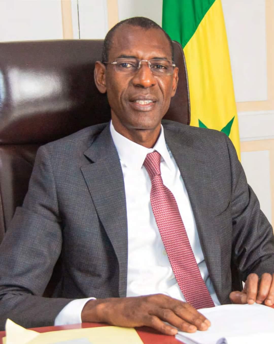 Abdoulaye Daouda Diallo finances