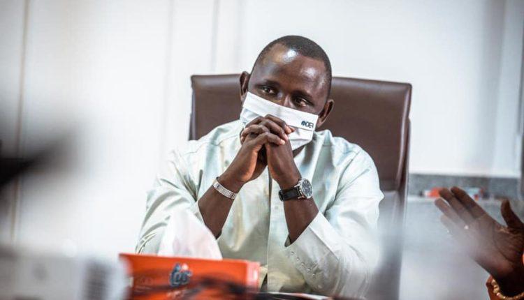 Papa Amadou Sarr - PAS - Délégué général à l'entrepreneuriat rapide
