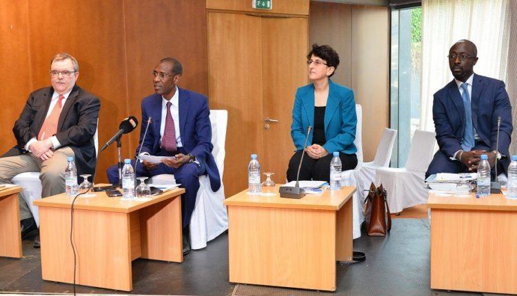 Ministre Finances et Budget Abdoulaye Daouda Diallo et FMI