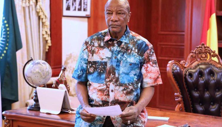 Alpha Condé - Président Guinéen
