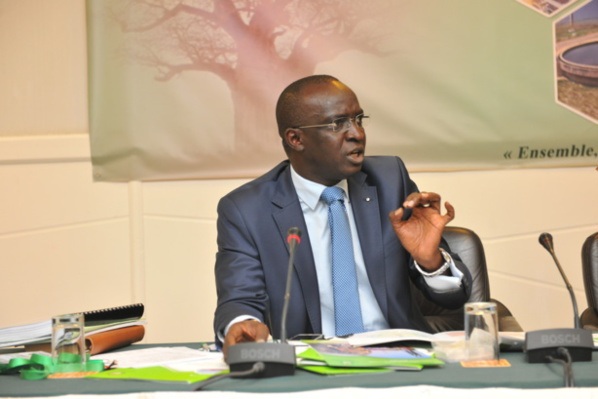 Moustapha Bâ - Directeur du Budget