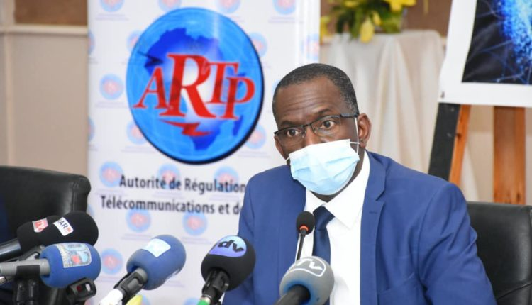 Abdoul Ly Dg de l'ARTP