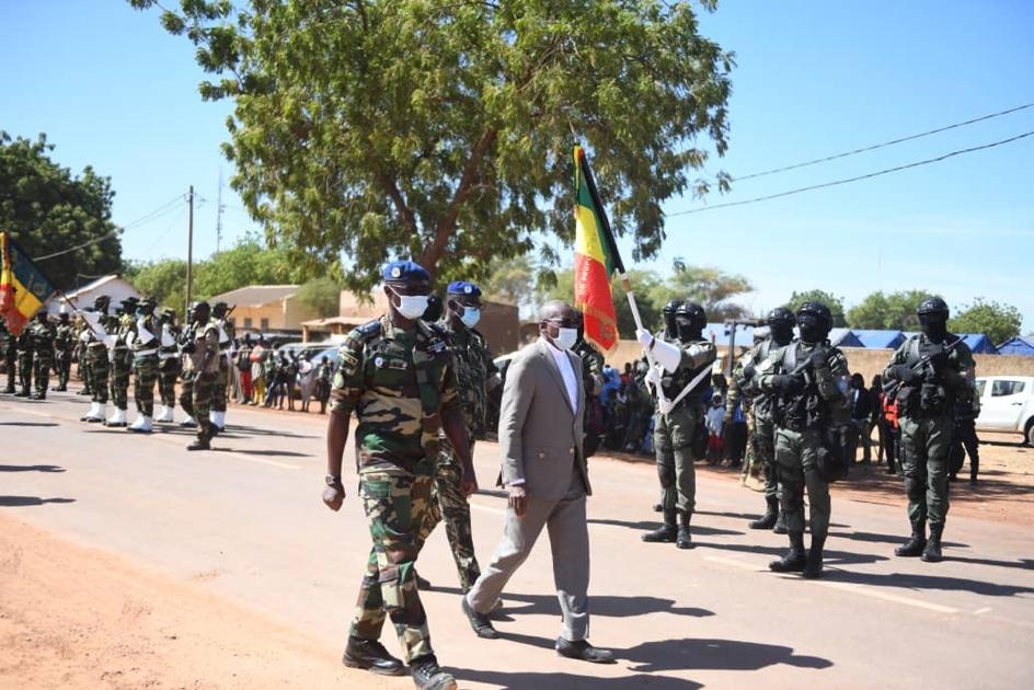 Gendarmerie nationale va restructurer ses services dans le sud du pays