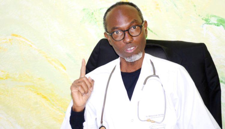 Pr Moussa Seydi, chef du Service des maladies infectieuses de Fann, sort du silence