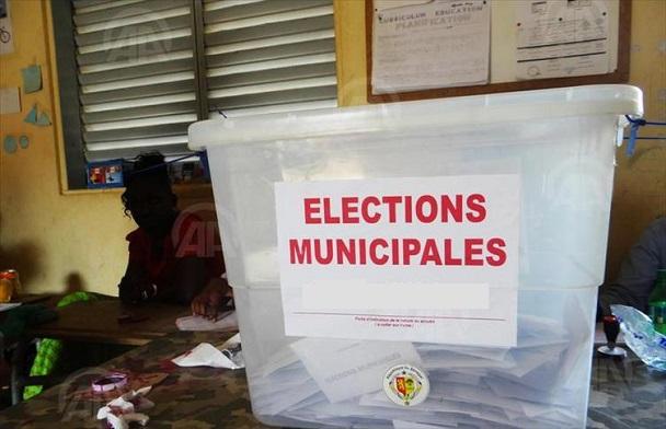 Elections Locales, élections municipales au Sénégal