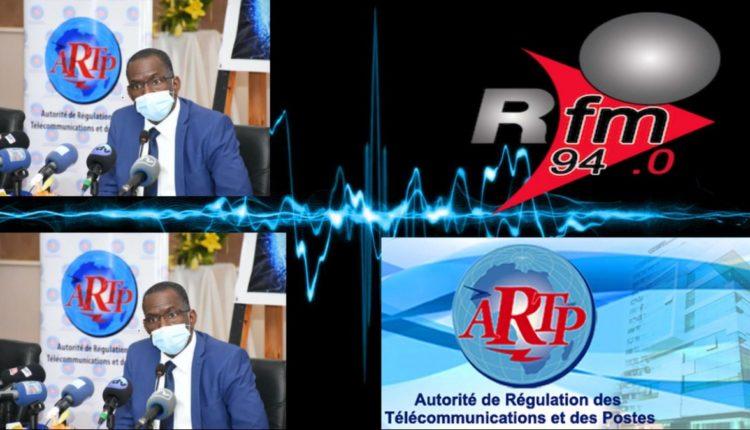 Le Dg de l'Artp Abdoul Ly exclut toute démarche politique sur l'affaire des redevances non payées par certains médias